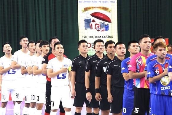 V-League và Futsal cùng hướng về miền Trung ruột thịt ảnh 1