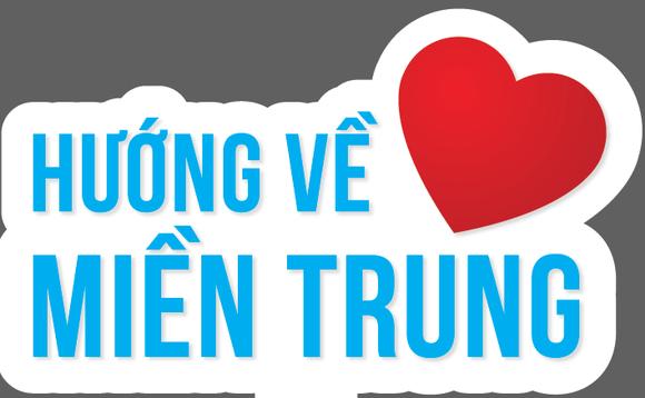 Giới bóng đá Việt Nam hướng về miền Trung ruột thịt