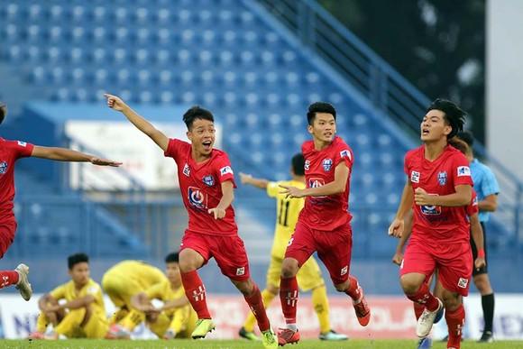 VCK giải U15 quốc gia 2020: Đội chủ nhà bị loại ở bán kết ảnh 1