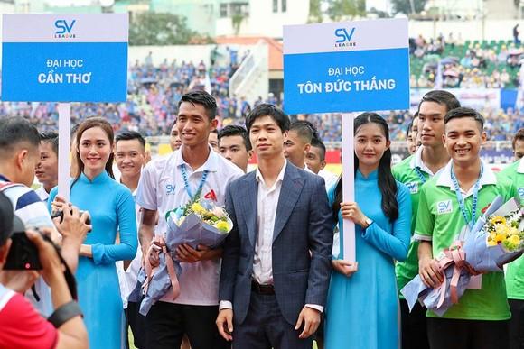 SV League 2020: Ngày hội bóng đá Sinh viên TPHCM ảnh 2