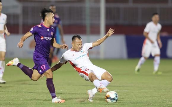 CLB Viettel lên vô địch LS V-League 2020 ảnh 1