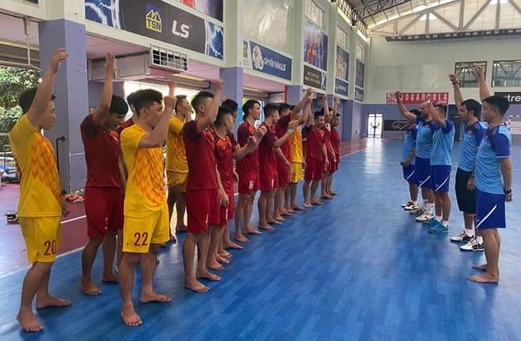 Đội tuyển futsal Việt Nam hướng đến mục tiêu dự World Cup 2021