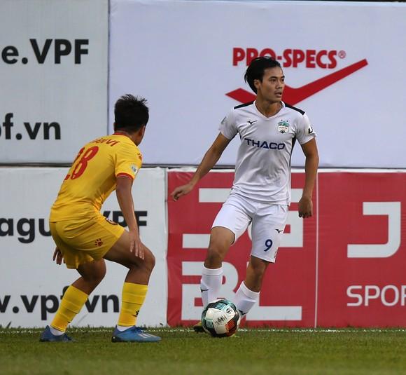 Công Phượng, Văn Toàn được vinh danh là 'Cầu thủ xuất sắc nhất CLB' ảnh 1