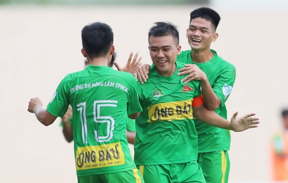 Đại học Nông Lâm giành vé đầu tiên vào Bán kết SV League 2020 ảnh 1