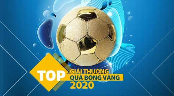 Danh sách rút gọn Giải thưởng Quả bóng vàng Việt Nam 2020