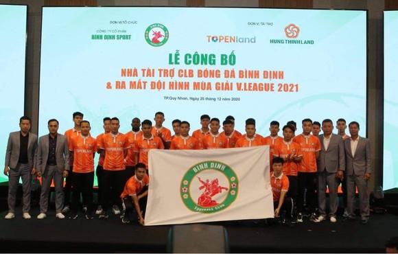 CLB Bình Định đầu tư lớn cho mùa bóng 2021 ảnh 2