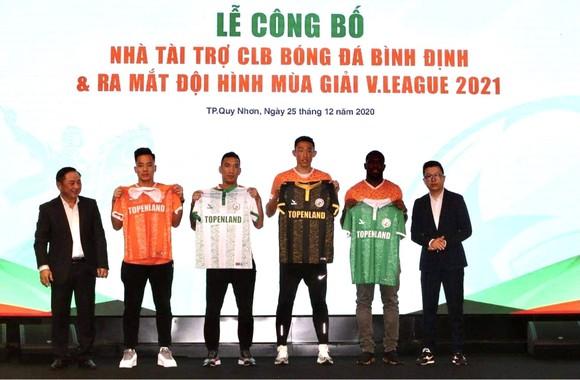 CLB Bình Định đầu tư lớn cho mùa bóng 2021 ảnh 1