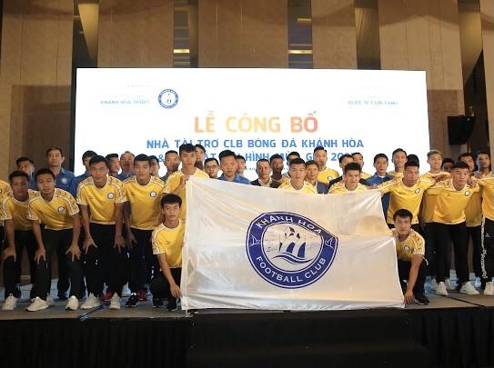 Khánh Hòa được đầu tư 20 tỷ đồng tham dự mùa giải 2021 ảnh 1