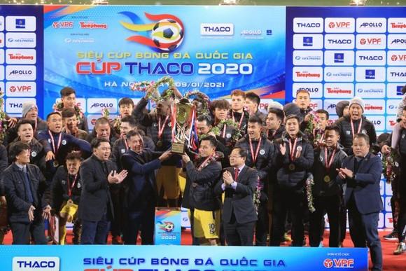 CLB Hà Nội có màn khởi đầu thuận lợi trong năm mới