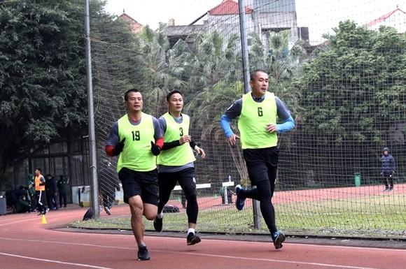 Trọng tài Nguyễn Trọng Thư sẽ trở lại ở mùa giải 2021