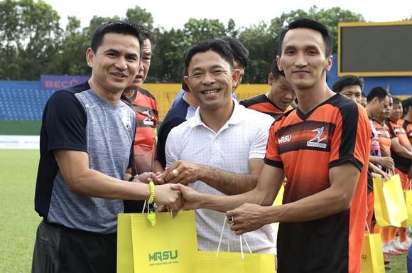 MASU, bạn đồng hành mới của Quả bóng vàng Việt Nam  ảnh 2