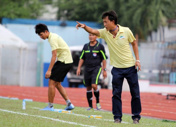 Sân Quy Nhơn được chọn làm khai mạc Cúp Quốc gia 2021 ảnh 2
