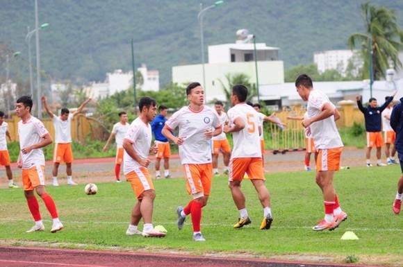 Khánh Hòa sẵn sàng cho mục tiêu sớm quay lại V-League