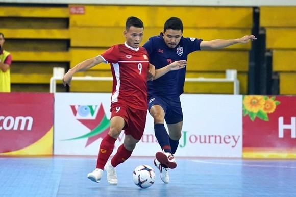 Giải sẽ là cơ hội cho ĐT Futsal Việt Nam rà soát đội hình