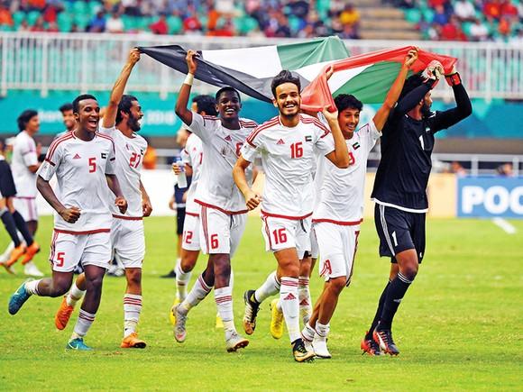 ĐT UAE có nhiều lợi thế nếu đăng cai các trận còn lại của bảng G