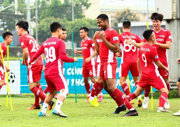 Viettel FC tham dự AFC Champions League tại Thái Lan ảnh 1