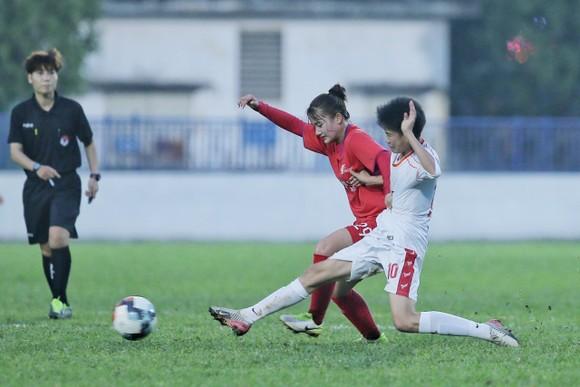 Đội U19 nữ TPHCM giành 1 điểm vào phút cuối ảnh 5