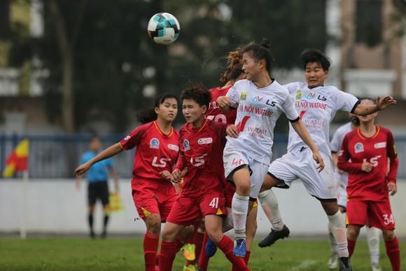 Đội U19 nữ TPHCM giành 1 điểm vào phút cuối ảnh 1