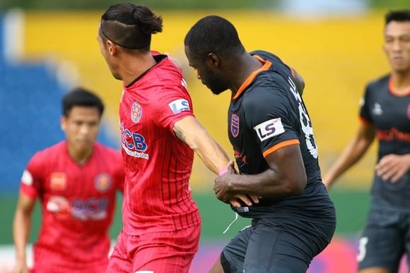 B.Bình Dương – Sài Gòn FC 1-0: Chiến thắng nhọc nhằn ảnh 1