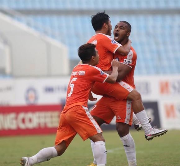 Đà Nẵng đánh bại Hà Nội FC sau 7 năm ảnh 1