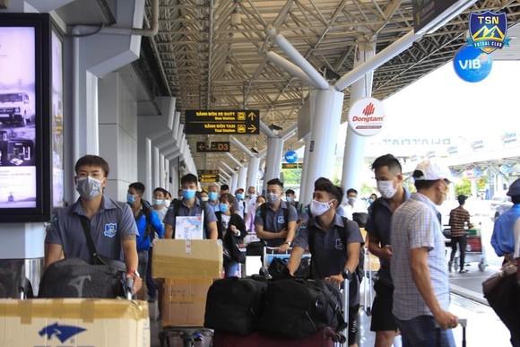 Thái Sơn Nam hướng đến mục tiêu bảo vệ ngôi vô địch