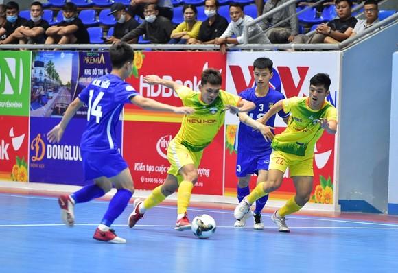 Sahako vô địch lượt đi Giải futsal HD Bank VĐQG 2021 ảnh 1