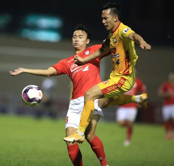 Sài Gòn FC - Thanh Hóa: Thời tới cản không kịp ảnh 1
