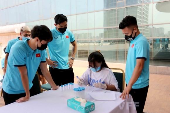 Đội tuyển Việt Nam thi đấu 2 trận trước khi gặp Indonesia ảnh 1