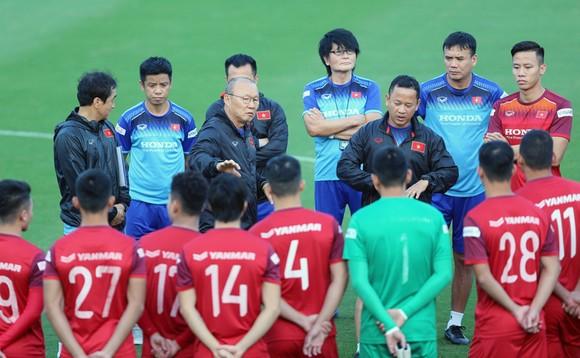 Đặng Văn Lâm nhận đặc ân của HLV Park Hang-seo ảnh 1
