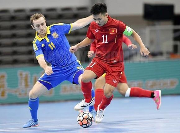 Đội tuyển futsal Việt Nam đá play-off World Cup vào giờ khuya ảnh 2