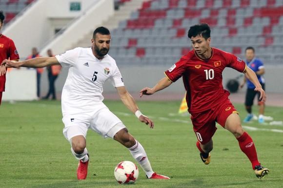 ĐT Việt Nam sẽ gặp Jordan vào ngày 31-5 tại UAE