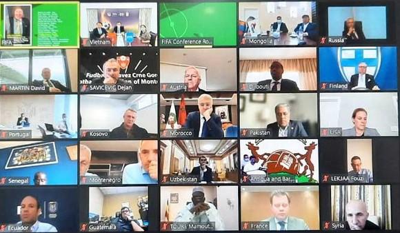 VFF có đại diện trong Ban kỷ luật của FIFA ảnh 1