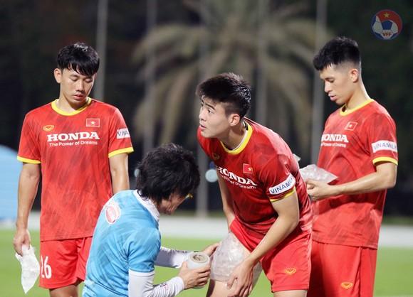 Thầy trò đội tuyển Việt Nam được chăm sóc dinh dưỡng đặc biệt tại UAE ảnh 3
