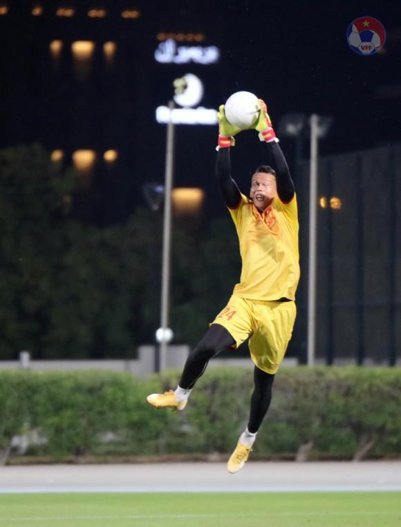 Giao hữu Việt Nam - Jordan: Ông Park đi tìm thủ môn số 1 ảnh 1