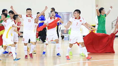 Đội tuyển futsal Việt Nam gặp Tây Ban Nha trước thềm World Cup 2021 ảnh 1