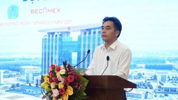 Becamex IDC tiếp tục ủng hộ 40 tỷ đồng vào công tác phòng chống dịch Covid-19 ảnh 1