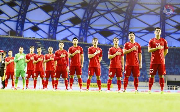 Đội tuyển Việt Nam vừa hoàn thành nhiệm vụ ở vòng loại thứ hai World Cup 2022 khu vực châu Á. Ảnh: ĐOÀN NHẬT