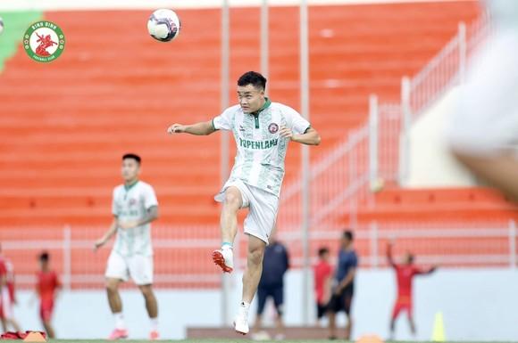 TopenLand Bình Định rèn binh chờ ngày LS V-League 2021 trở lại ảnh 1