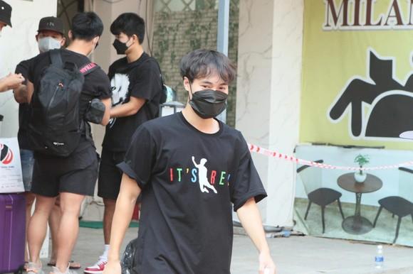Các tuyển thủ Việt Nam đã có 2 tháng xa nhà: Ảnh: AN VĂN