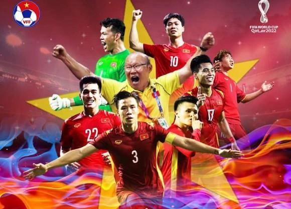 Đội tuyển Việt Nam lần đầu tiên lọt vào đến vòng loại cuối cùng tranh vé dự VCK World Cup
