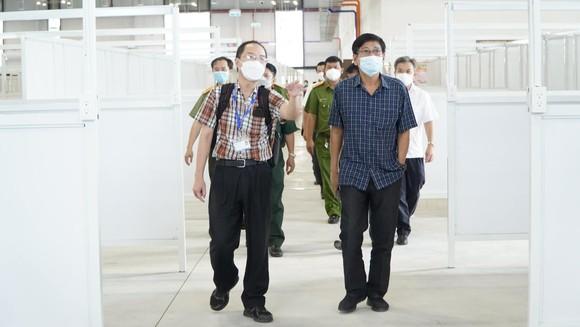 Bệnh viện dã chiến 1.500 giường ở Bình Dương đi vào hoạt động ảnh 1