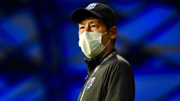 HLV trưởng đội tuyển Thái Lan Akira. Ảnh: FAT