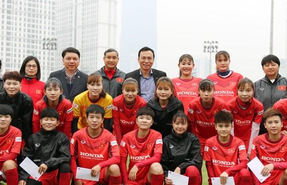 Đội tuyển nữ Việt Nam hướng đến mục tiêu tham dự World Cup 2023