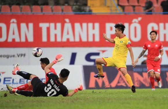 Phương án LS V-League 2021 trở lại vào tháng 11, chỉ 1 đội xuống hạng ảnh 1