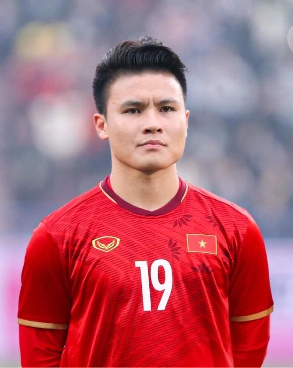 Quang Hải tham gia chiến dịch cùng FIFA ảnh 1