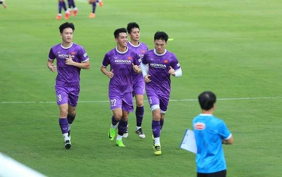 Hồ Tuấn Tài hy vọng gặp may mắn ở lần trở lại đội tuyển ảnh 1