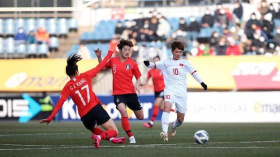 Đội tuyển nữ Việt Nam chuẩn bị trở lại đấu trường quốc tế