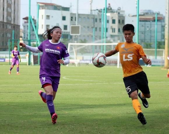 Đội tuyển nữ Việt Nam gặp Afghanistan trong trận ra quân vòng loại châu Á 2022 ảnh 1