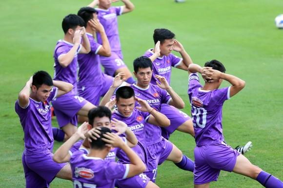 HLV Park Hang-seo sẽ chốt danh sách 25 cầu thủ sau trận đấu tập vào tối 25-8