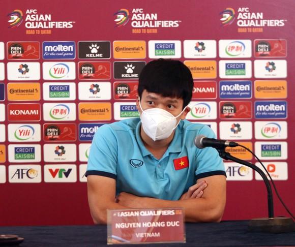 HLV Park Hang-seo: 'Đội tuyển Việt Nam sẽ nỗ lực chiến đấu để đạt kết quả tốt' ảnh 1